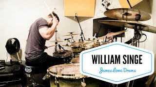 WILLIAM SINGE DRUM COVER - Wild Thoughts X Maria Maria - Rihanna, Bryson Tiller & Santana