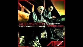 Contestame El Telefono -  Alexis & Fido ft Nigga (perreologia 2011)