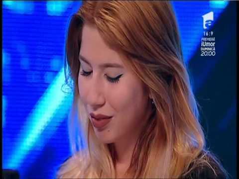 Viţa de Vie - Praf de stele. Vezi interpretarea Oanei Sârbu, la X Factor!