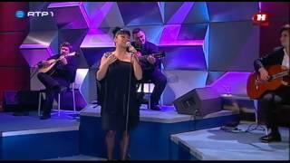 "Raquel Tavares ""Rosa da Madragoa"" - Herman 2013"