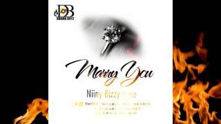 Niiny Bizzy - Marry You Ft Prez (Official Audio) || Drama Boyz Music