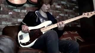 James Arthur - Impossible (bass play along)