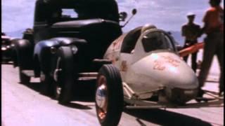 Bonneville Speed Trials 1950s
