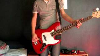 Punk Rock 101 - Bowling for soup (Bass Cover)