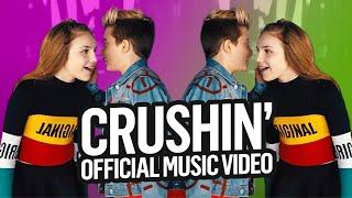 Crushin ft. Piper Rockelle   Gavin Magnus (Official Video) First Kiss?