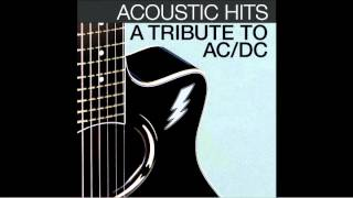 """AC/DC """"Back in Black"""" Acoustic Hits Cover Full Song"""