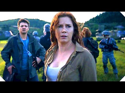 ARRIVAL (Aliens Movie, 2016) - Final TRAILER