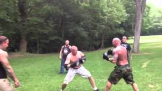 VSC boxing 2012