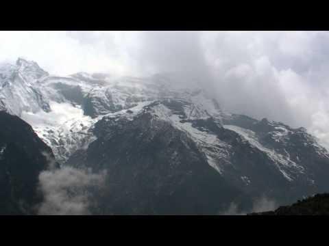 SANY0906.MP4 Namuche / Everest Trekking View