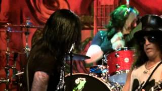 "Slash feat. Myles Kennedy & The Conspirators - ""Doctor Alibi"" [Live in NY, Irving Plaza] HD"