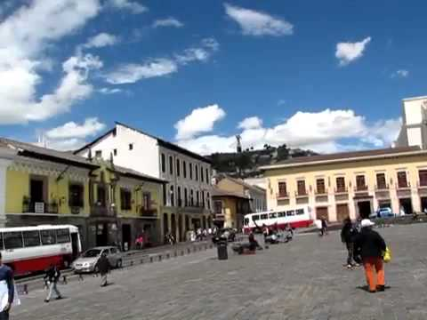 Square in Quito