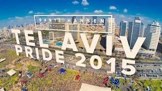 "TEL AVIV GAY PRIDE 2015 - Official Aftermovie (HD) //  ft. Yinon Yahel & Meital De Razon ""Colors"""