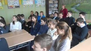 Марафон Читаємо дітям 9 А клас Краматорська ЗОШ №12