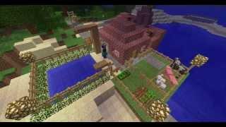 O Vacanta in Minecraft Parody S.1 part 1