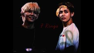 Kim Taehyung– [FMV] – 7 Rings