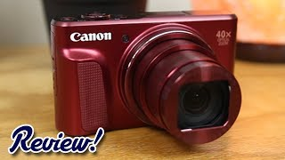 Canon PowerShot SX720 HS - Complete Review! (2017 Edition)
