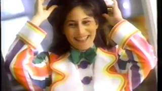 """1993 Tide With Bleach """"The Clown needs cleaning"""" TV Commercial"""