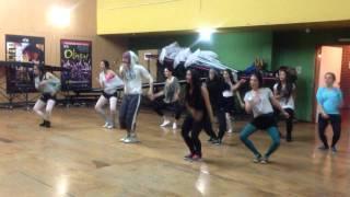 hollywood tonite michael jackson, ruben montoya choreography