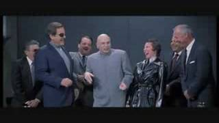 Dr Evil's Laughing Scene