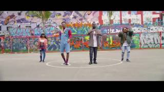 Patoranking ft Sarkodie - No Kissing Baby ( official  video )