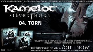"KAMELOT Silverthorn Album Listening - 04 ""Torn"""