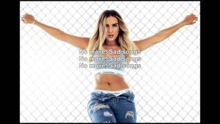 Little Mix - No More Sad Songs (Pictures & Lyrics) +Audio