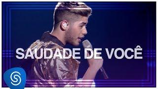 Zé Felipe - Saudade de Você (DVD Na Mesma Estrada) [Vídeo Oficial]