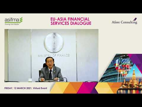 Opening Keynote by H.E. Mr. Arkhom Termpittayapaisith, Minister of Finance, Thailand
