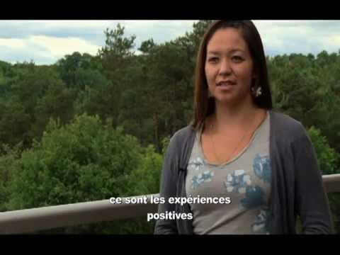 Stages internationaux pour les jeunes autochtones, JCM 2012