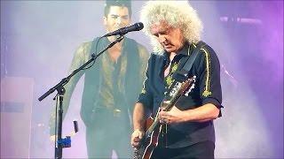 Queen + Adam Lambert - I Want to Break Free - 09/16/2015 - Live in Sao Paulo, Brazil