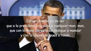 Morodo - Presidente (+ Letra) HD (Ft.Newton) (Para todos los puercos del gobierno)