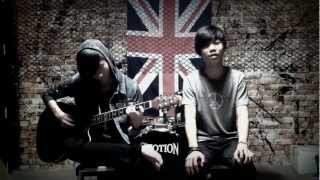 Blessthefall - 40 Days acustic cover