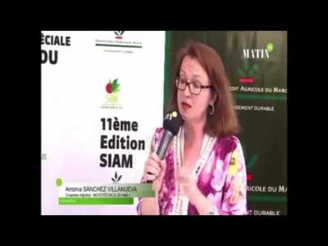 Antonia Sanchez Villanueva, directrice adjointe de La Voz de Almeria