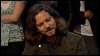 Eddie Vedder and Mike McCready are watching their youth