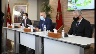 Lancement du programme «Tatwir croissance verte» pour l'appui à la décarbonation des TPME industrielles