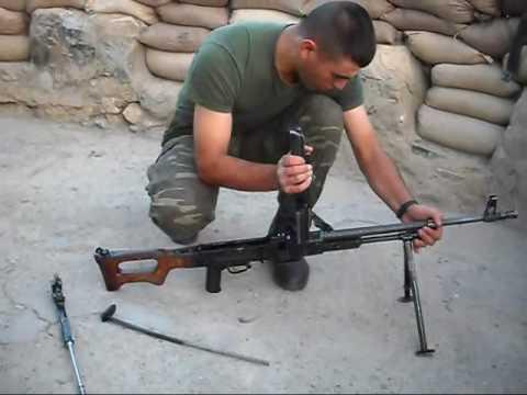 sovyet yapım pkm 7.62 mm lik makineli tüfek. (  biksi )ATILGAN KÜMÜR