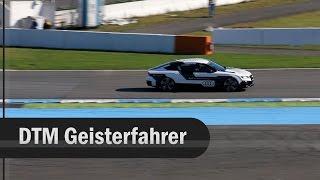 Audi RS7 Sportback: Fahrerlos beim DTM-Finale