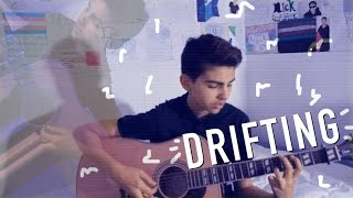 Drifting -  On An On Cover by Nick Camryn (15 yrs Old)