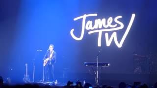 James TW - Torn (Live at Ziggo Dome, Amsterdam)