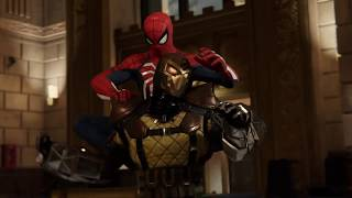 Spider-Man: Shocker Boss Fight (Spectacular/No Damage/No Checkpoint)