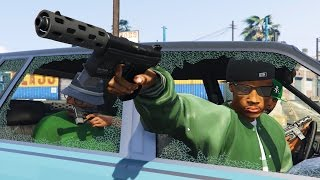 How GTA San Andreas Should Have Ended (GTA 5)