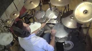no tengas miedo Pesado - cover drums Oscar Jimenez