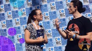 Intervista a Giulia Tarquini, voce di Sansa Stark e Arrietty | Palermo Comicon