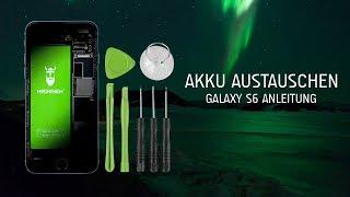 Galaxy S6 / Galaxy S6 Edge Akku wechseln – So geht's schnell und einfach!