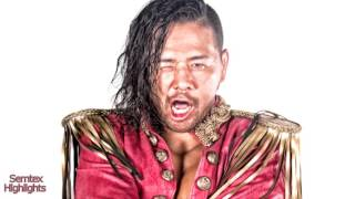 Shinsuke Nakamura 1st WWE Theme Song ''The Rising Sun'' (Arena Effect & Bass Boost)  + Download Link