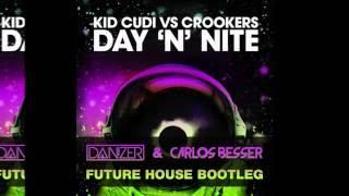 Kid Cudi - Day & Night  (Carlos Besser & Danizer bootleg) Kid Cudi vs Crookers