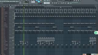 G- Unit - Poppin' Them Thangs (FL Studio Remake)