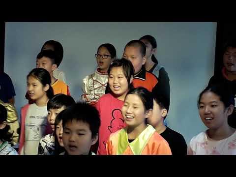 1080308 文光英語村成果發表會歌曲演唱 - YouTube