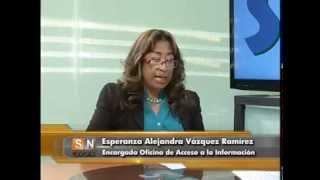 Entrevista | Información pública de la Secretaría de Salud