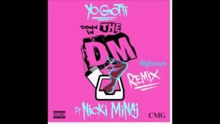 Down in the dm - Nicki Minaj remix   Nightcore